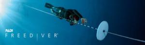 Freediver PADI